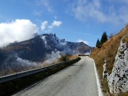 the best mountain roads in switerland on a supported tour