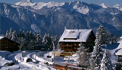 Save on Villars-Gryon Winter Ski Holidays