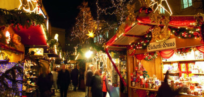 Classic Swiss Christmas Markets - The Perfect Short Break Holiday