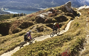 singletrack riding in switzerland riviera