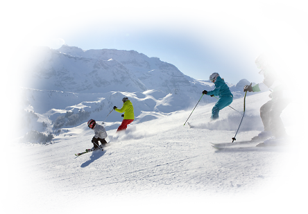 Family Ski Holidays in Adelboden Switzerland