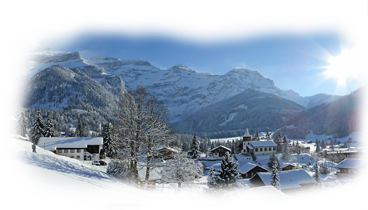 Les Diablerets Winter Ski Holidays in Switzerland